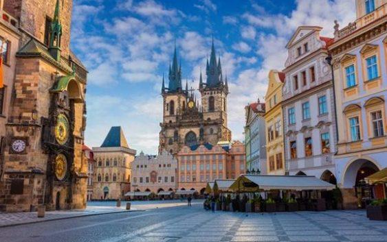 2020/09/17発秋のプラハ滞在とボヘミア地方の旅 8日間