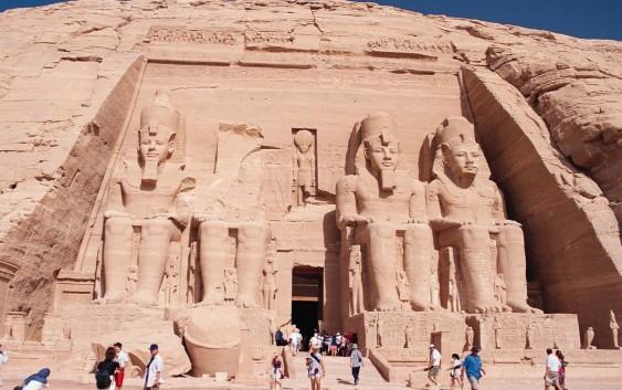 Fin.エジプト・バス縦断とナイル河クルーズの旅
