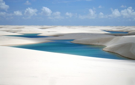 END『イグアス・フルムーンウォークとレンソイスの白砂漠~ブラジル大自然紀行』