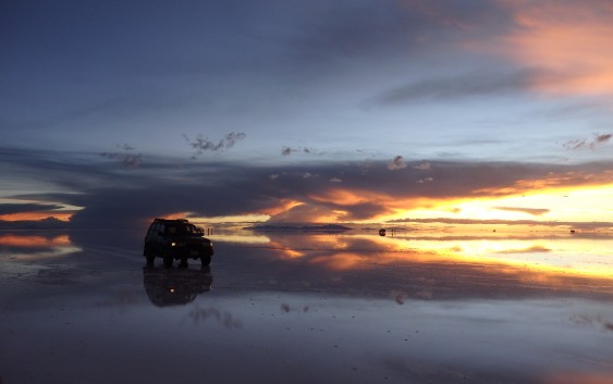 2018/03/01発『ボリビア周遊と雨季のウユニ大塩湖滞在の旅』