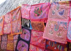 2020/02/03発[【出発日変更】パナマ・サンブラス諸島~伝統刺繍モラを求めて 9日間