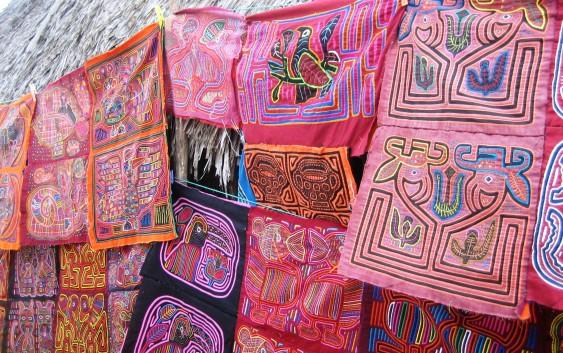 2020/02/03発【出発日変更】パナマ・サンブラス諸島~伝統刺繍モラを求めて 9日間【催行決定】