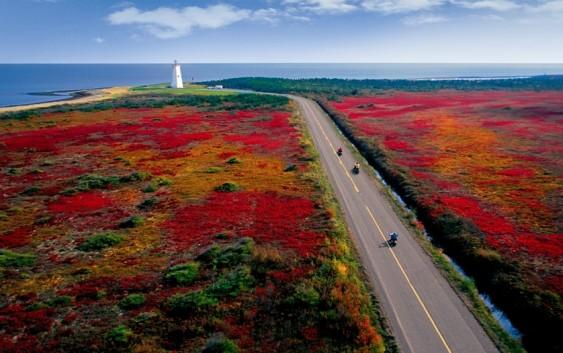 Fin.紅葉の東カナダミスクー島・プリンスエドワード島・メープル街道の旅 10日間