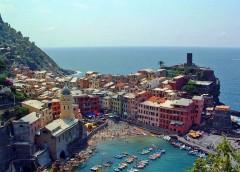 2018/09/20発ピエモンテ・コートダジュールとイタリア・リヴィエラ海岸の旅