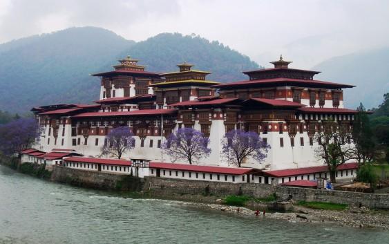 2018/08/02発ヒマラヤの王国 緑のブータンの旅