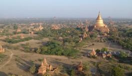 2016/11/22発『ミャンマー周遊~パガン・モンユワ・インレー湖の旅』