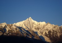 Fin.梅里雪山大展望と紅葉のシャングリラ・ハイキング
