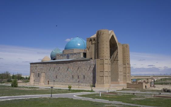 Fin.大シルクロード・カザフスタンの旅