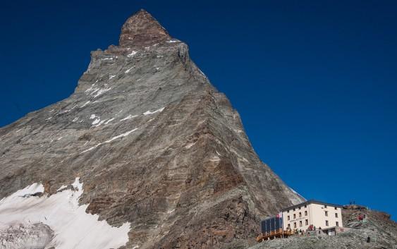 END『気分はアルピニスト♪山小屋にも泊まるスイス・アルプス初心者トレック』