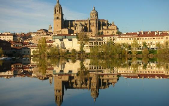 """END『西スペイン・ドゥエロ川沿いの町々と""""銀の道""""サラマンカの旅』"""