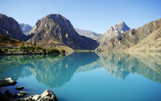 Fin.シルクロード最奥部~キルギス・タジキスタンの旅