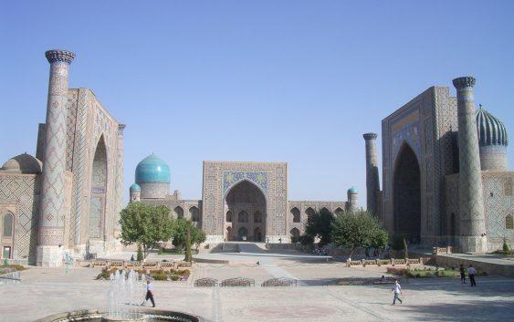 END『ウズベキスタン~中央アジア・シルクロードの旅』