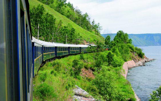Fin.シベリア鉄道とバイカル湖の旅