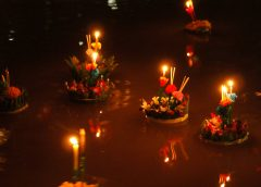 2018/11/18発タイ北部周遊とコムローイ(天燈)上げ、ロイクラトン(灯篭流し)の旅 ◆催行決定 !◆