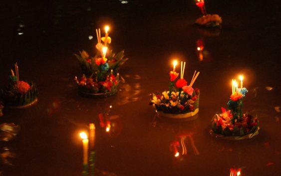 Fin.タイ北部周遊とコムローイ(天燈)上げ・ロイクラトン(灯篭流し)の旅 8日間