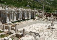 Columnトルコの天空遺跡《サガラッソス》