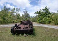 Columnペリリュー島の戦い (パラオ)