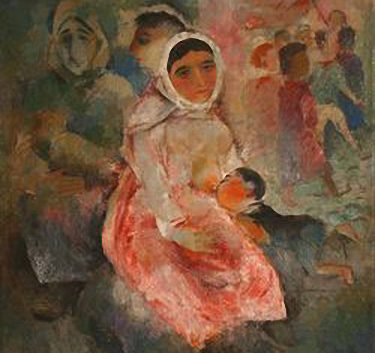Column砂漠の果ての美術館 《イゴール・サヴィツキー記念カラカルパクスタン共和国国立美術館》