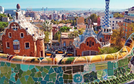 2018/10/24発暮らすように旅するバルセロナ滞在の旅 9日間