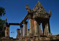 Fin.カンボジア周遊と山上遺跡プレアヴィヒア
