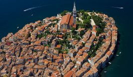 2018/09/24発スロベニア・クロアチア~アドリア海の島々へ  NEW!