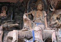 Column安岳石刻(仏の里・安岳)