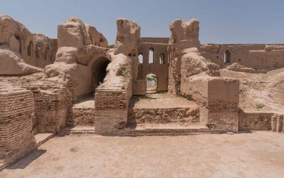 Column古テルメズの歴史 History of ex-Termez