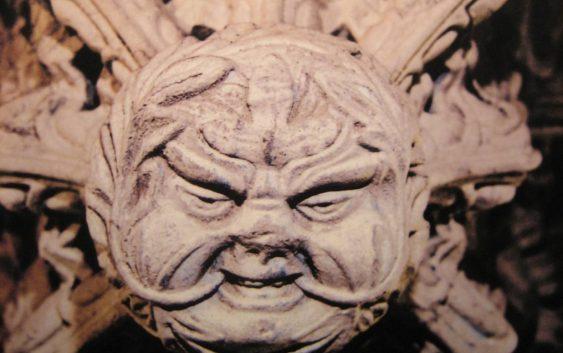 Columnロスリン礼拝堂