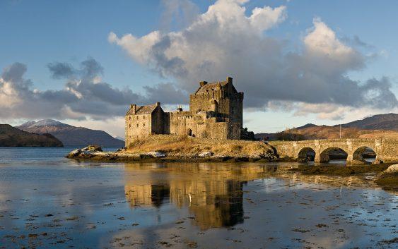 2020/05/24発新緑のスコットランド周遊~アイラ島・スカイ島の旅 13日間