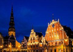 2019/05/20発リトアニア・ラトビア・エストニア~バルト三国の旅 12日間