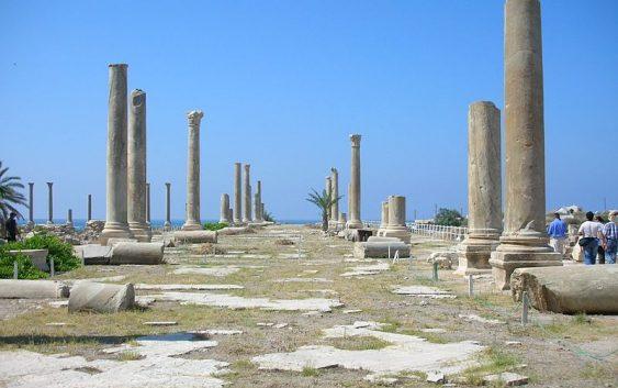 2020/04/16発古代フェニキア・レバノン周遊とアブダビの休日 8日間