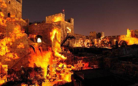 2020/04/14発【真紅のケシ咲く】イスラエル周遊とパレスチナ西岸地区の旅 10日間